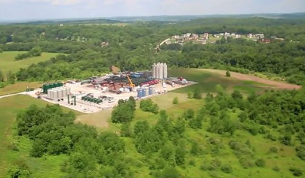 Leading the UK shale gas revolution - still from Ineos video