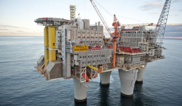 EPW31-2-Statoil's offshore gas platform Troll A