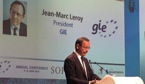 "Interview Jean-Marc Leroy, President Gas Infrastructure Europe: ""Green gas is paramount for us, but we are still in experimentation phase"""
